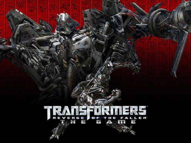Transformer Revenge Of The Fallen Game Download For PC