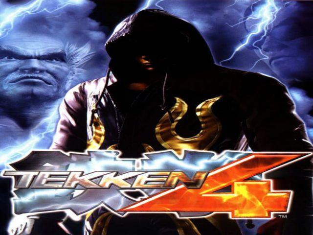 Tekken 4 Game Download For PC